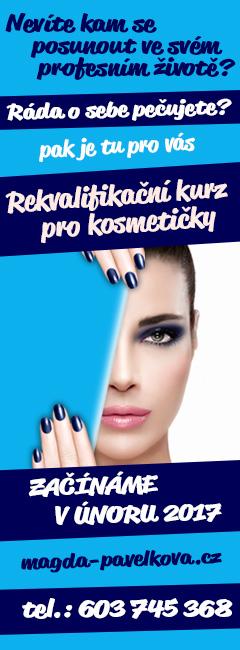 Kosmetický rekvalifikační kurz