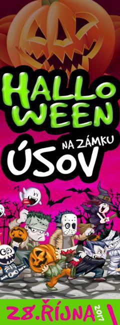 Halloween Úsov