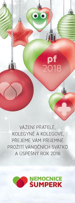 Nemocnice Šumperk PF 2018