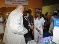 Zdravotníci v Šumperku předvedou, jak si správně mýt ruce