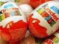 Kinder vajíčka oslavila 40. narozeniny