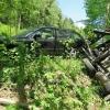 Řidič nezvládl jízdu s přívěsem u Klepáčova