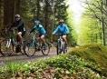 Na Jesenicku vzniklo sto kilometrů cyklistických tras