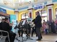 FOTO:Reportáž ze šumperského nádraží