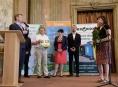 Šumperk získal stříbrnou popelnici v třídění odpadu v rámci kraje a 20 tisíc korun