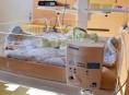 Spánek novorozenců střeží v Jesenické nemocnici nové monitory dechu