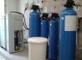 Jesenická nemocnice se může chlubit novou úpravnou vody