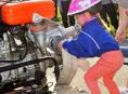 Soutěž malých požárníků na Šumpersku vyhrála čtyřletá Bára