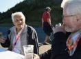 Historické setkání energetiků, bývalých zaměstnanců i partnerů elektrárny
