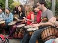 """Karel Cvrk:""""Bubnování to je hudební komunikace, která jde až ke kořenům"""""""