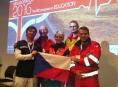 Záchranářka Ivana Rokosová soutěžila mezi profesionály z celého světa