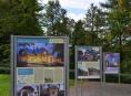 Jesenické lázně hostí putovní výstavu z Vyšehradu