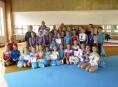 Šumperské gymnastky na závodech Krakově a Bruntále