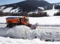 Hejtmanství zveřejnilo plán zimní údržby silnic