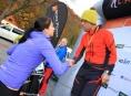 Čtyřiadvacítku v Jeseníkách ovládl ultramaratonec  Petr Král