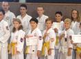 Šumperští karatisté přivezli další medaile