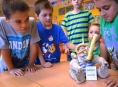 Děti do soutěže poslaly přes 1500 příšerek