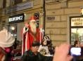 Tradiční šumperská mikulášská slavnost