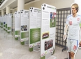 Výstava v Olomouci potěší nejen fotbalové příznivce