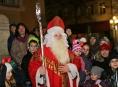 Děkan Slawomir Sulowski hodnotí letošní oslavy Mikuláše v Šumperku