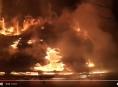 Příčinou požáru v Bohdíkově byla zřejmě nedbalost nebo úmysl