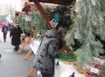 Vánoční farmářské trhy v Šumperku