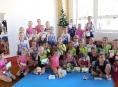 Šumperské sportovní gymnastky uspěly v Bruntále