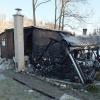požáry zahradních domků v Olomouckém kraji                   zdroj foto: HZS Olk