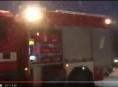 VIDEO.Nadílka sněhu v kraji zvýšila výjezdy hasičů