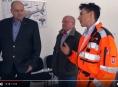 VIDEO: Ředitel ZZS OK Petr Hubáček vyjednal náhradní vrtulník pro obyvatele regionu