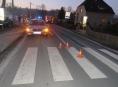 Řidič srazil chodkyni na přechodu v Mikulovicích
