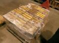Desetitisíce kusů padělků paštik mělo putovat do obchodní sítě v Olomouckém kraji