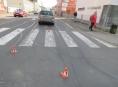 Řidič v Šumperku přehlédl dítě na přechodu