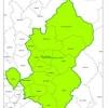 mapka MAS Šumperský venkov               zdroj: MAS