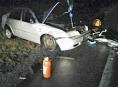 Tragická dopravní nehoda u Studené Loučky