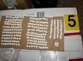 Policie na Šumpersku odhalila čtyři výrobce a prodejce pervitinu