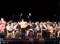 Zábřežský dechový orchestr koncertuje v Šumperku
