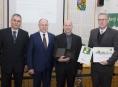 Šumperk získal ocenění za audiovizuální záznamy ze zastupitelstva