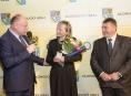 Nejlepší pedagogové kraje převzali ocenění v šumperském divadle