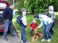 Eppkaři vysportovali také příspěvek pro psí záchranáře