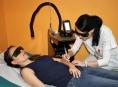 Šumperští dermatologové testují speciální K-laser