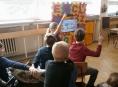 FOTO: Dětem chvíle v družině na Pětce oživuje Kinet X-box