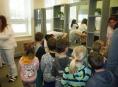 FOTO: Děti z mateřinky na exkurzi v šumperské učňovce