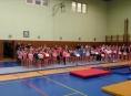 Šumperské sportovní gymnastky na závodech v Prostějově a Kopřivnici