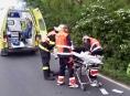 Při dopravní nehodě u Štěpánova se zranily dvě mladé ženy