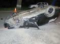 Alkohol a nepozornost řidičů zavinila dopravní nehody na Jesenicku