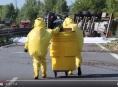 VIDEO! Náročný téměř čtyřiadvacetihodinový zásah hasičů