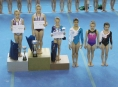 Šumperské gymnastky závodily v Ostravě