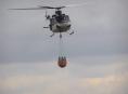 V Šumperku bude výcvik hasičů s leteckou hasičskou službou