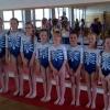 Šumperské sportovní gymnastky závodily v Maďarsku   zdroj foto: oddíl